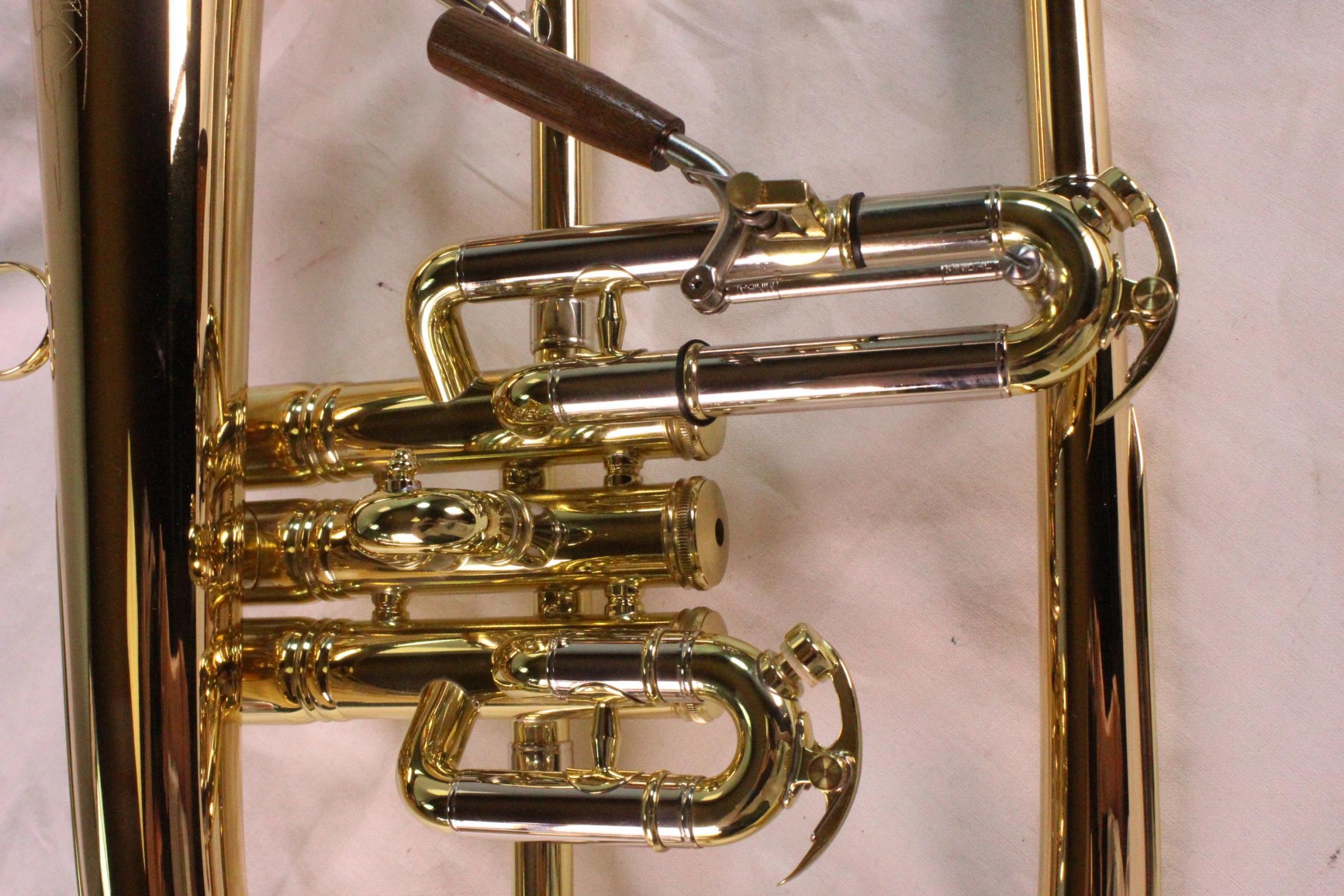 Conn Vintage One Flugel Horn - KesslerMusic