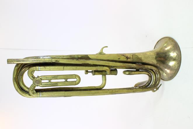 Conn Two Valve Bugle in G