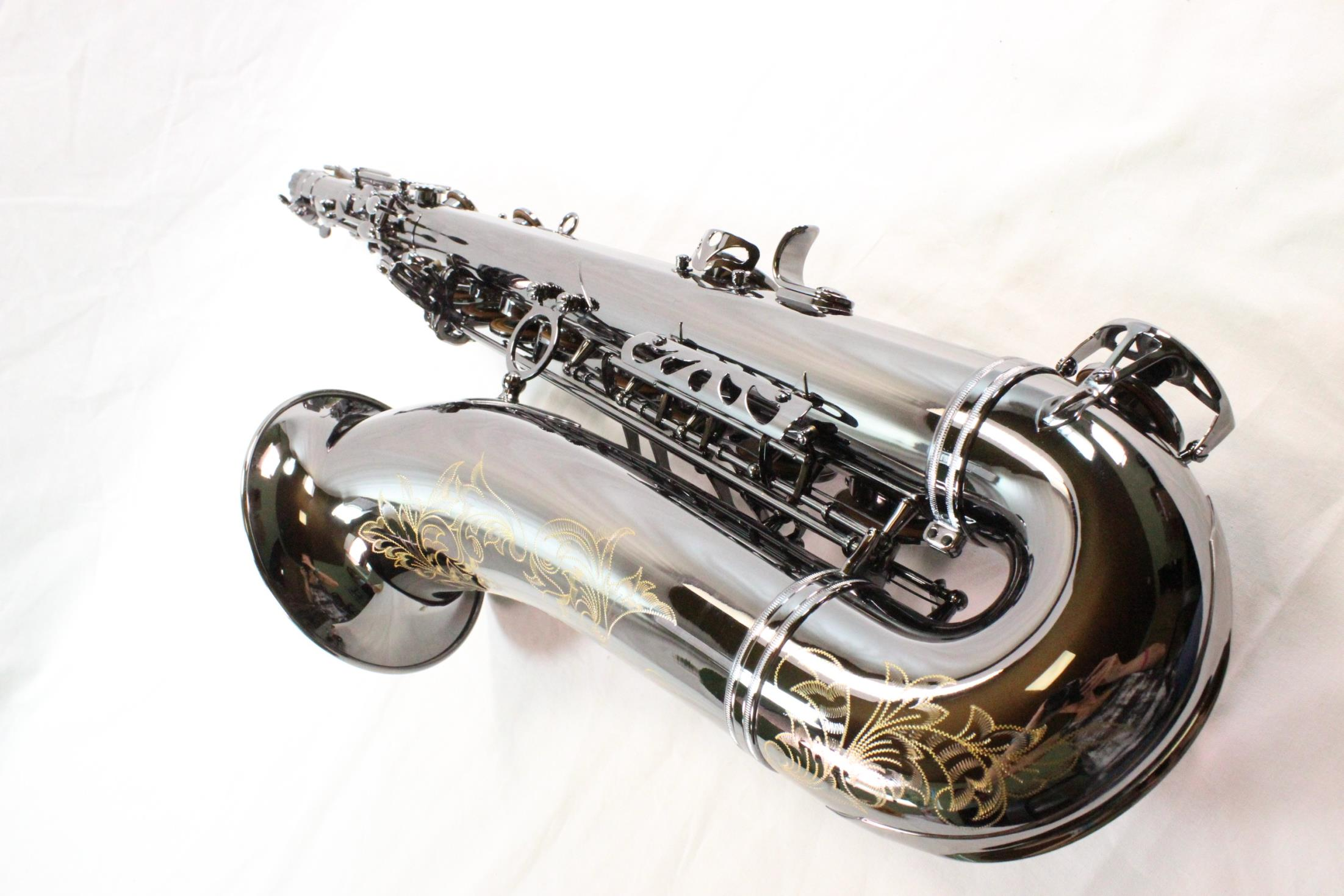 selmer soloist tenor saxophone black nickel finish mint quinnthe