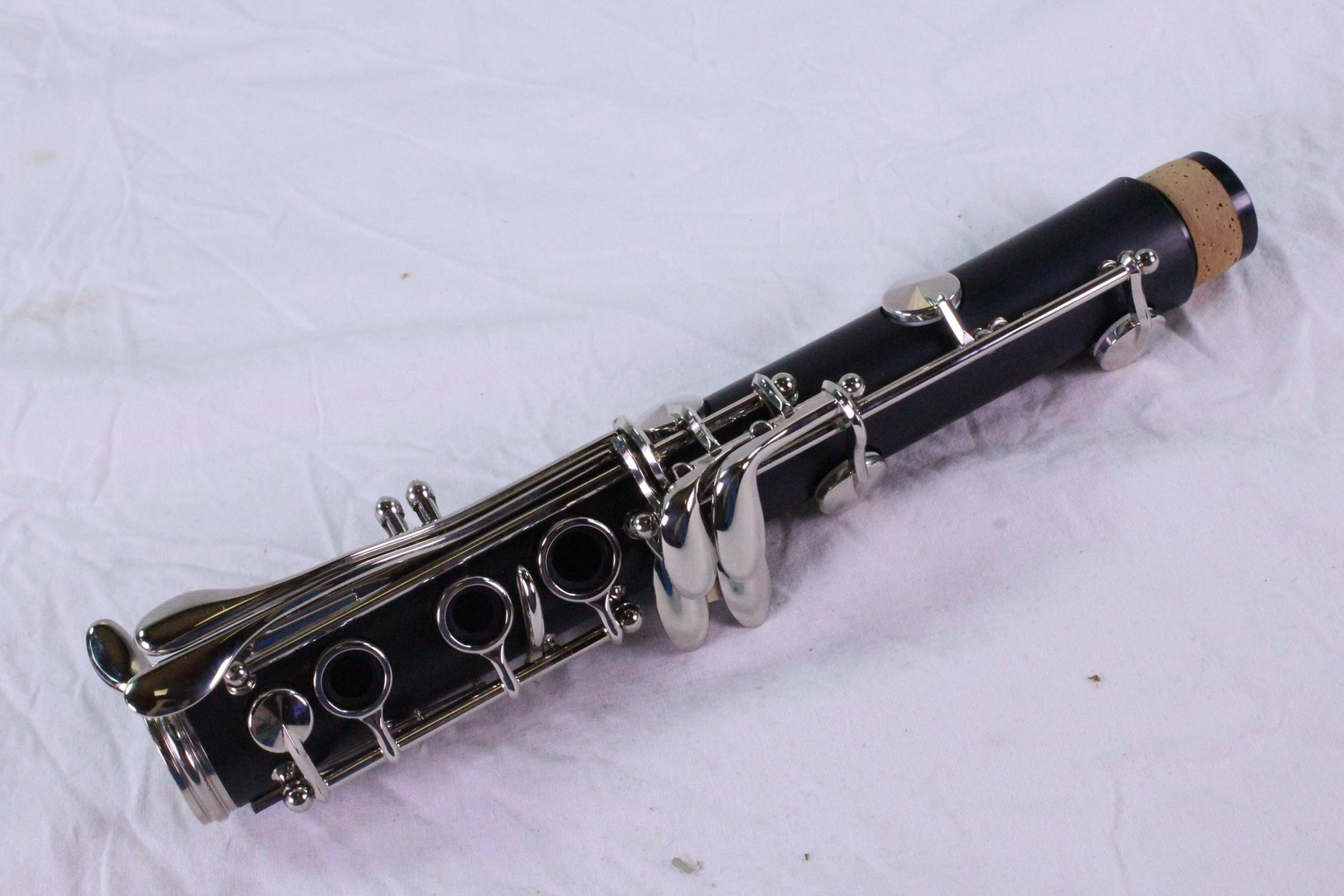 Yamaha ycl 255 student bb clarinet mint why rent brass for Yamaha ycl 255