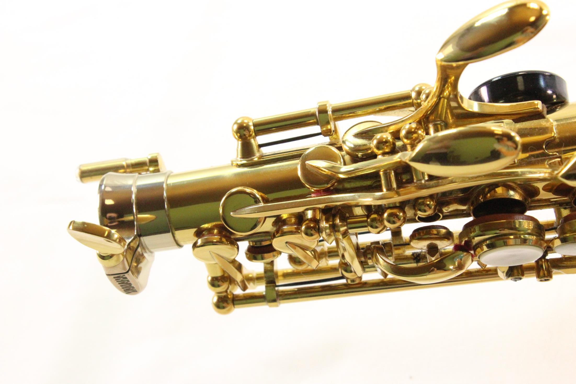 Yamaha yss 875ex custom soprano saxophone mint for Yamaha yss 875ex