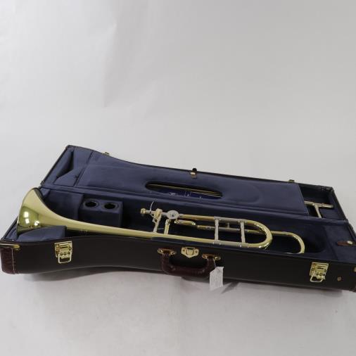 Bach Stradivarius Model 36BO Professional .525 Bore Trombone