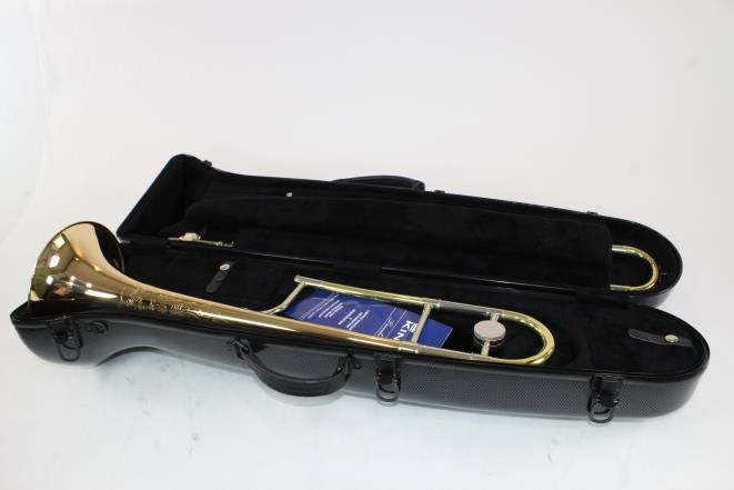 King 3BLG Trombone .508 Bore Gold Brass Bell GORGEOUS