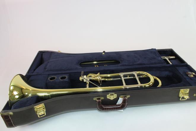 Bach Stradivarius Model 42AF Professional Trombone with Infinity Valve GORGEOUS