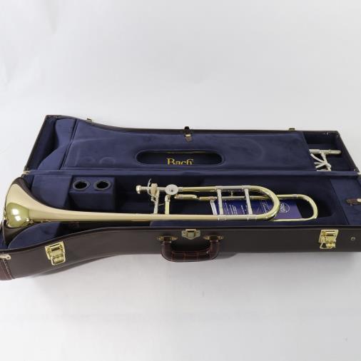 Bach Stradivarius Model 42GO Professional Trombone GORGEOUS