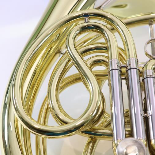 C G  Conn Model 6D Artist Series Double French Horn DISPLAY MODEL   eBay