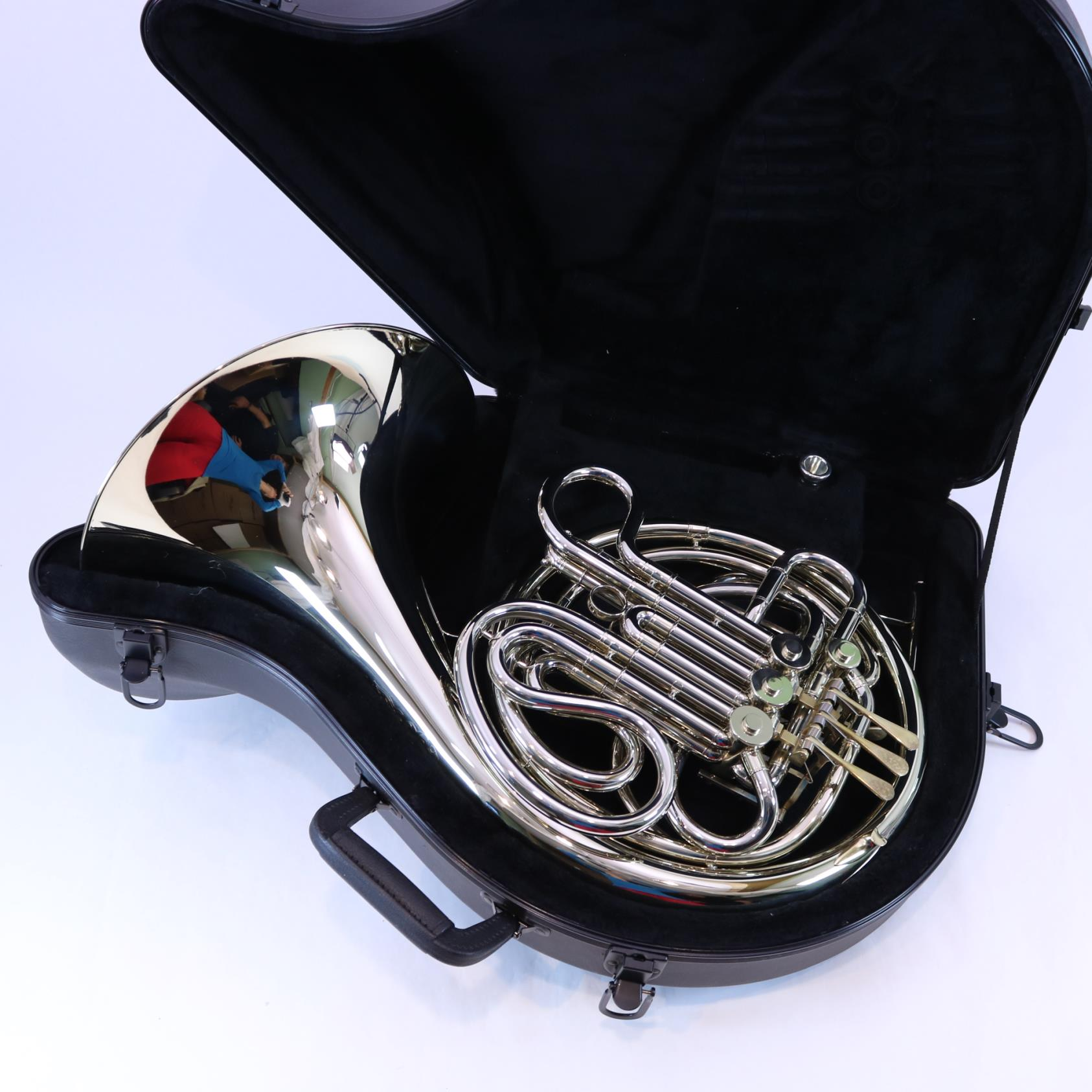 Details about C G  Conn Model 8D Professional Double French Horn DISPLAY  MODEL