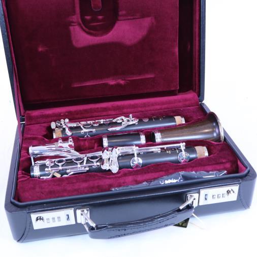 Buffet R13 Prestige Professional Clarinet in Bb MINT