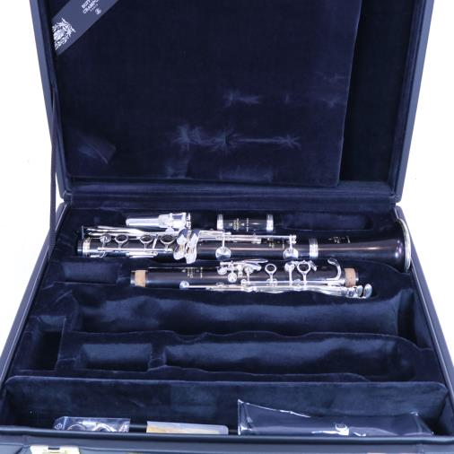 Buffet R13 Professional Clarinet in A SILVER KEYS MINT