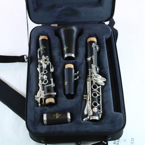 Buffet Crampon E12F Professional Wood Clarinet PERFECT CONDITION