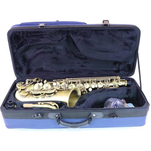 Buffet BC-8401-4-0 Professional Alto Saxophone MATTE FINISH DISPLAY MODEL