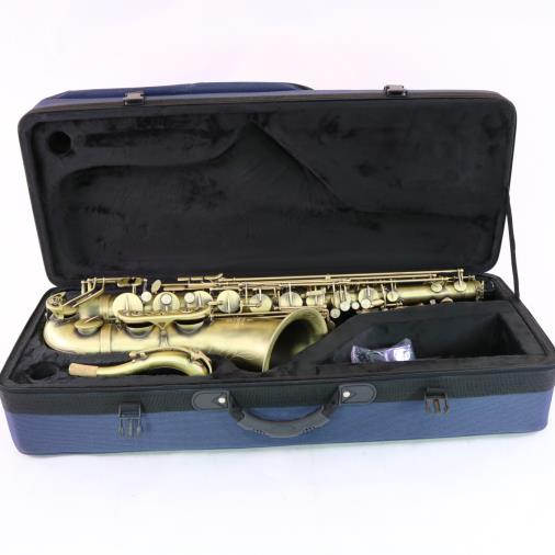 Buffet BC-8402-4-0 Professional Tenor Saxophone MATTE FINISH CUSTOMER RETURN