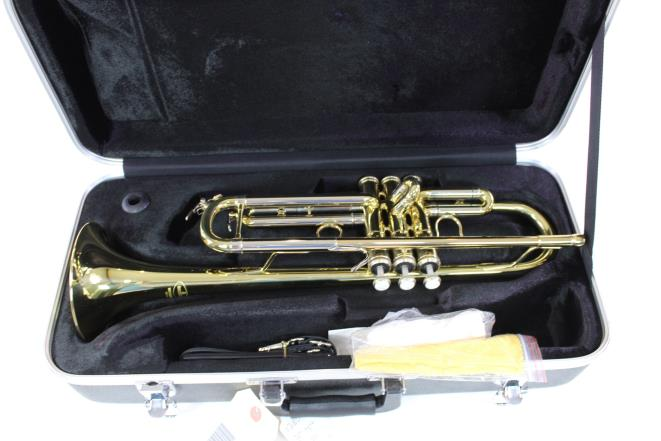 Besson BE110-1-0 Performance Trumpet GORGEOUS