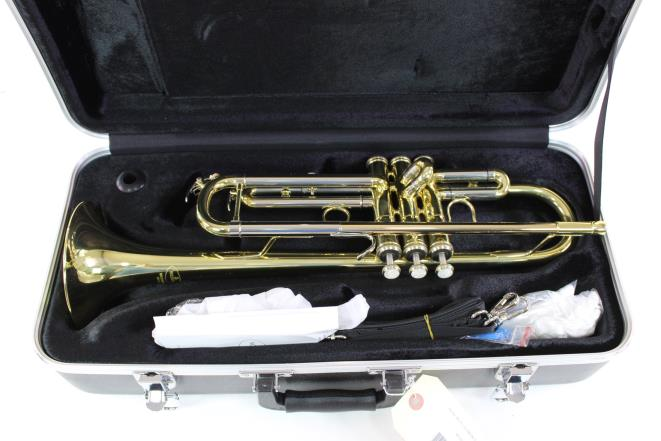 Besson BE110-1-0 Performance Bb Trumpet GORGEOUS