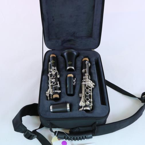 Buffet Crampon E12F Professional Wood Clarinet PERFECT! WOW!
