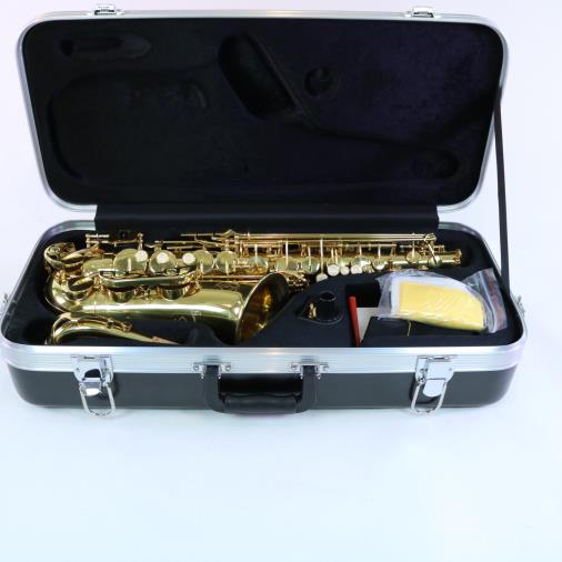Gemeinhardt A400 Student Alto Saxophone Outft BRAND NEW