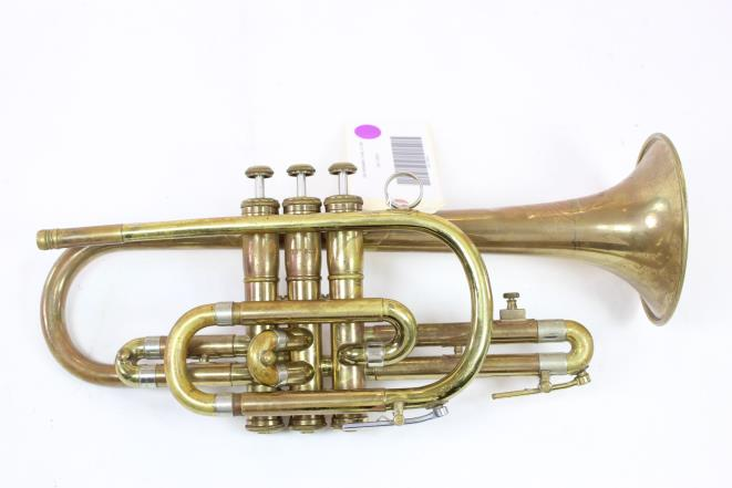 Los Angeles Olds Ambassador Student Model Cornet