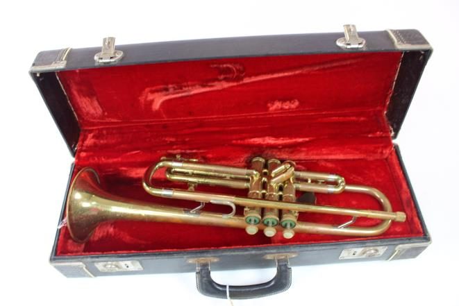 Olds Ambassador Student Model Trumpet GREAT STUDENT HORN