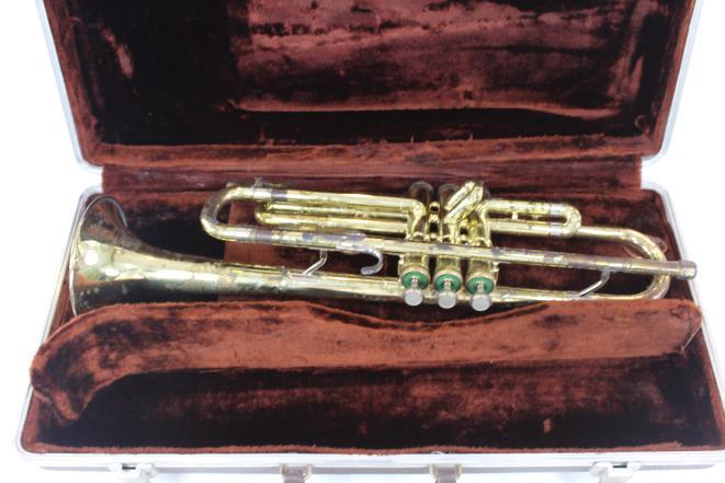 Olds Ambassador Student Trumpet