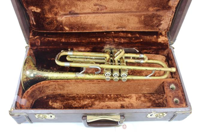 Olds Ambassador Student Model Trumpet
