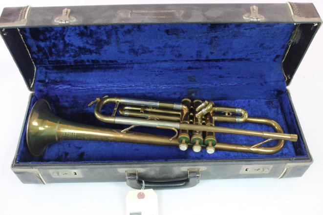 Rudy Muck Academy Trumpet VERY NICE