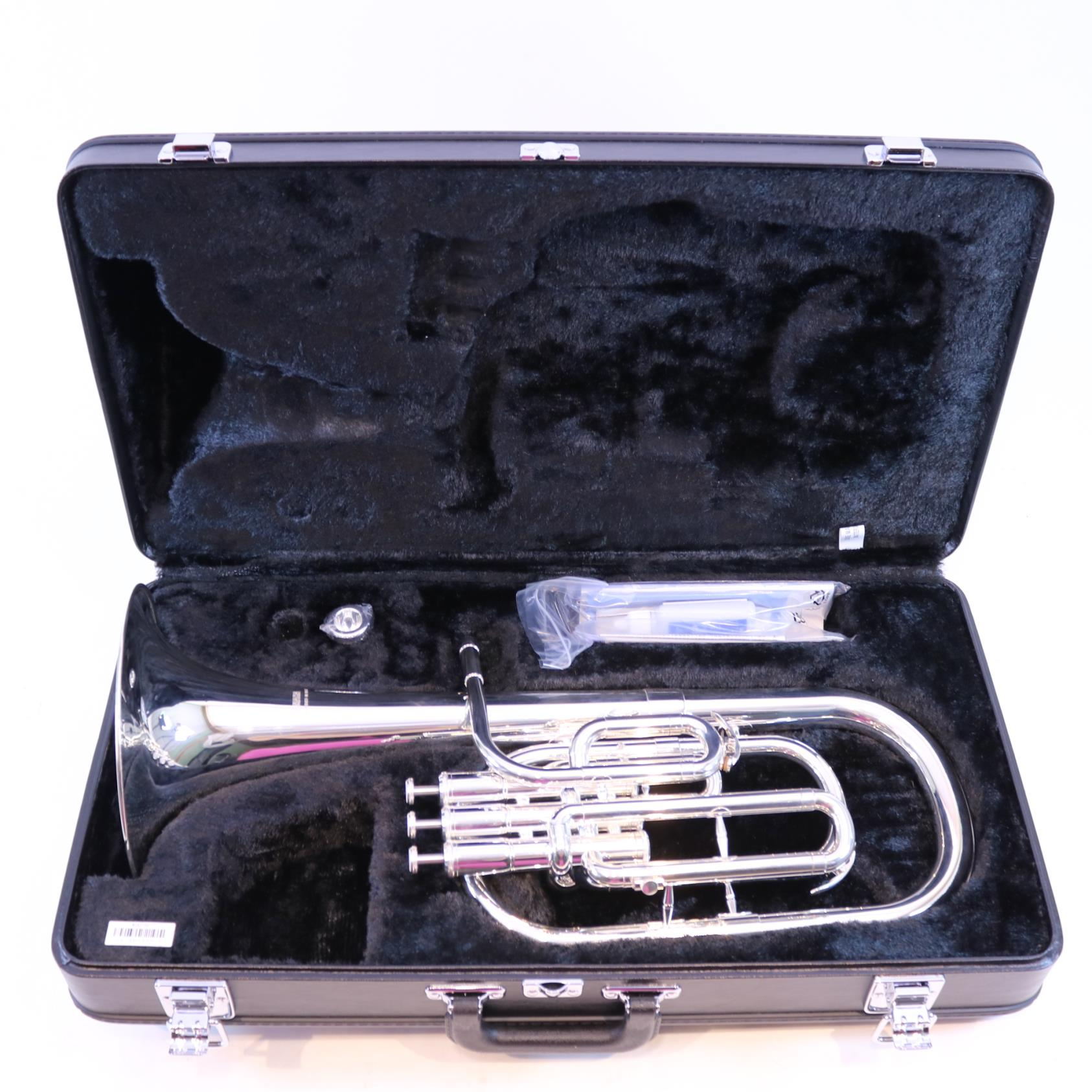 Shop For Cheap Yamaha Alto Horn Eb 3 Piston Top Action Yah-203s Silver-plated Brand New Musical Instruments & Gear