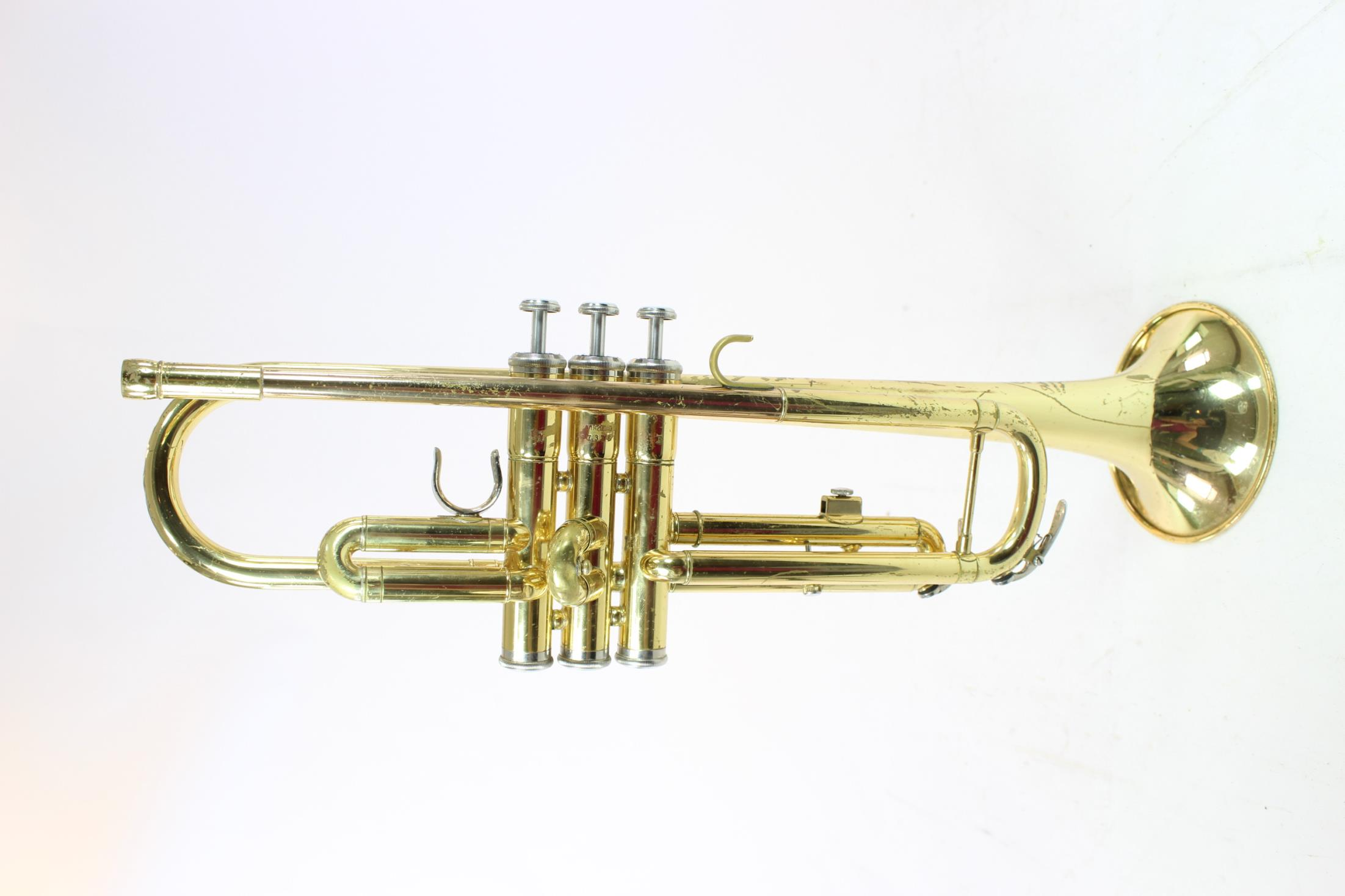Yamaha ytr 200ad advantage model student trumpet very nice for Yamaha student trumpets